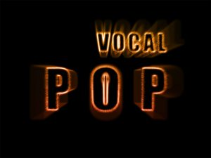 Vocal POP-Workshops