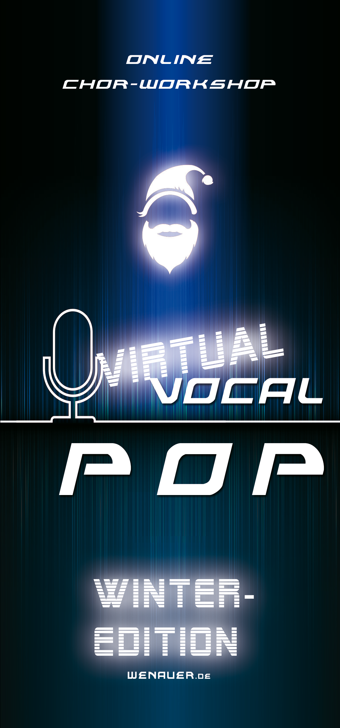 Virtual Vocal POP-Workshop (Winter-Edition)